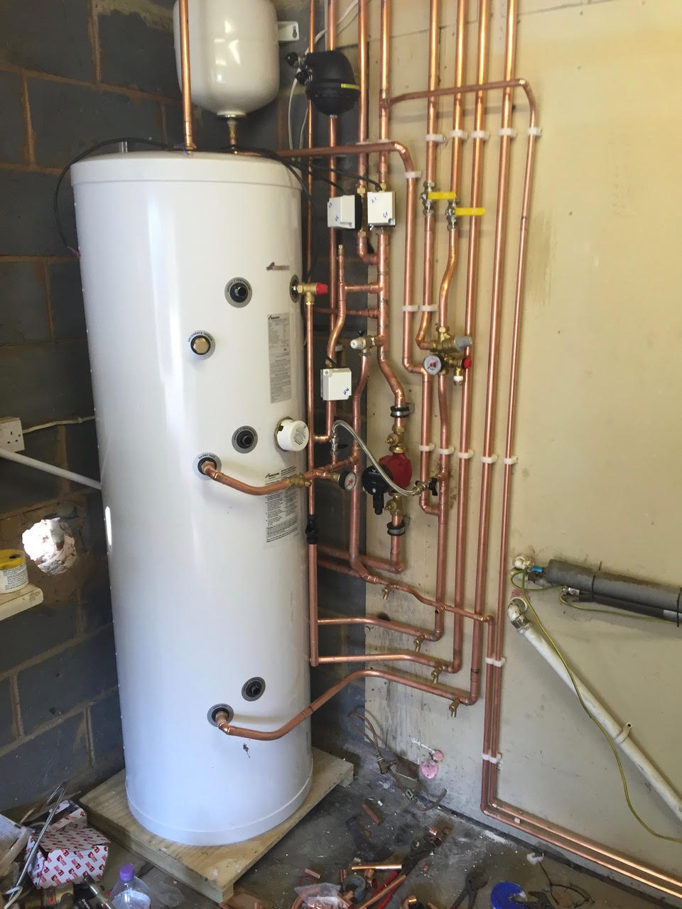 Hot Water Cylinders Services